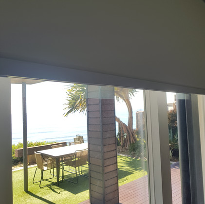 Palm Beach Holiday House - Roller Blinds by Real Blinds