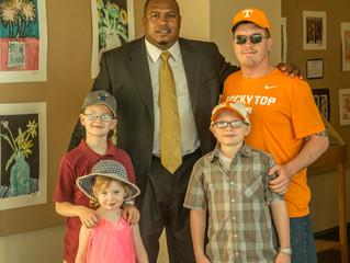 Franklin Native Shawn Bryson gets coaching job at Rabun Gap-Nacoochee School.