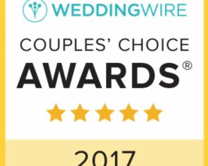 DJ Don honored with 2017 Wedding Wire Couples' Choice Award