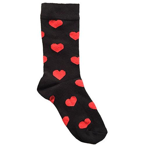Love Red Sock
