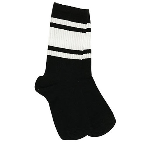Squad Black Sock