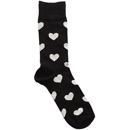 Love Black Sock