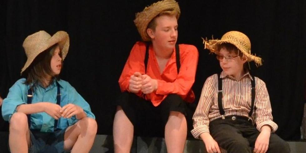 Children's Drama Workshop - 7-9 year olds