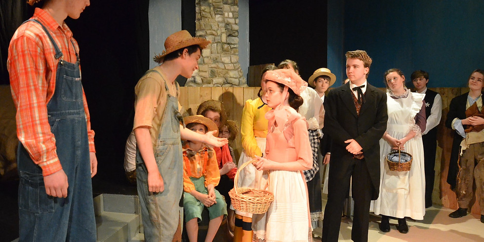 Children's Drama Workshop - 10-12 year olds
