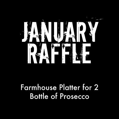 JANUARY 2021 RAFFLE
