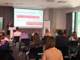 Konferencija apie jaunimo psichikos sveikatą