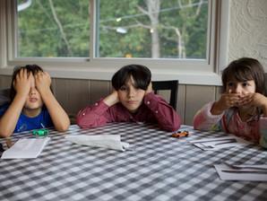 3 kartus daugiau vaikų patiria psichikos sveikatos problemas