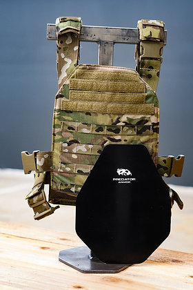 Level III Swimmer Cut Plate Carrier Package