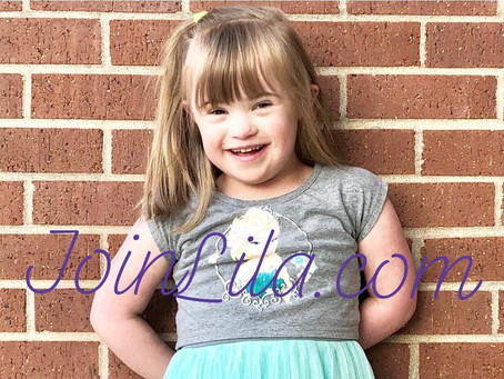 Make a difference for people with Down syndrome