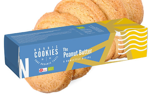 Nordic Cookies - The Peanut Butter
