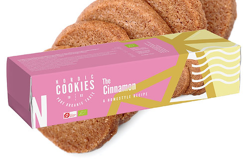Nordic Cookies - The Cinnamon
