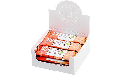 Apricot & Cinnamon RAW BAR 12 x 45 g