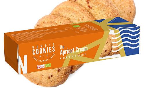 Nordic Cookies - The Apricot Cream