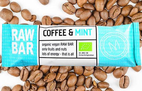 Coffee & Mint RAW BAR 45 g