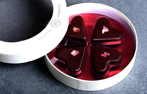 """""""Be my Valentine"""" Gaveæske 144 g"""