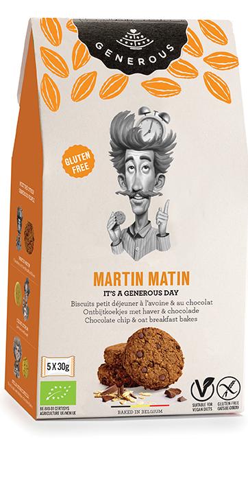 GENEROUS - Martin Matin 120 g