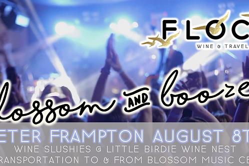 Peter Frampton | Blossom Booze Bus!