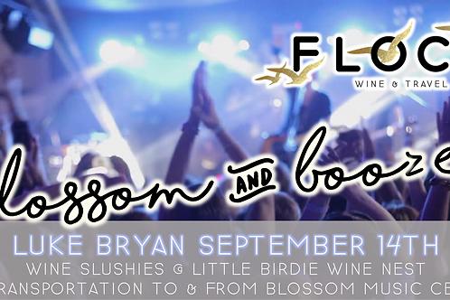 Luke Bryan | Blossom Booze Bus!