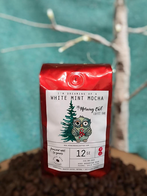 White Mint Mocha Holiday Roast