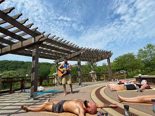 Yoga, Hike & Music (7/18 @ 10am)