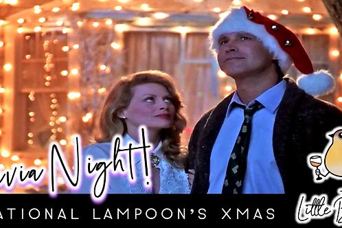 Trivia Night: National Lampoon's Xmas Theme! (11/23 @ 6:30pm)
