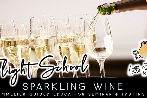 Flight School: Sparkling Wine
