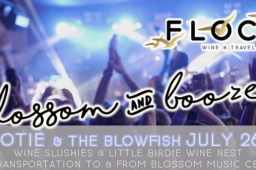 Hootie & The Blowfish | Blossom Booze Bus!
