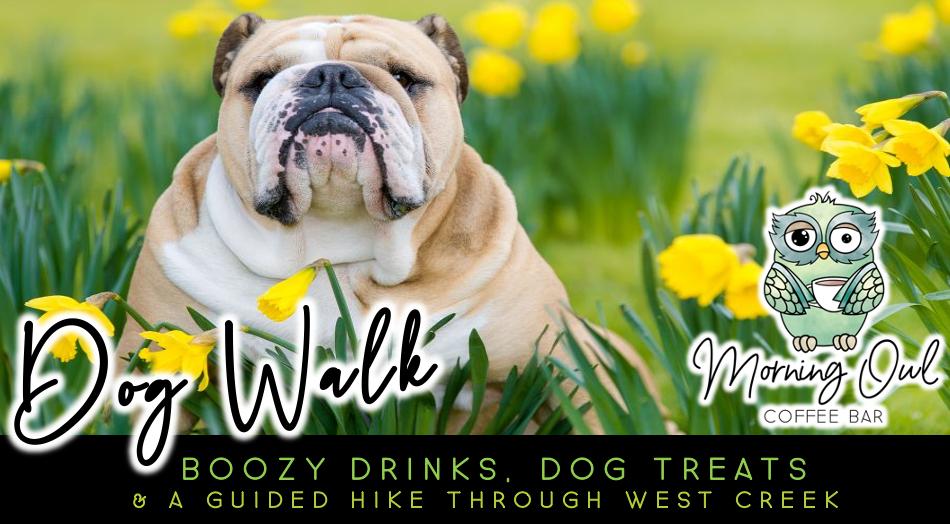 Dog Walk Through Westcreek!