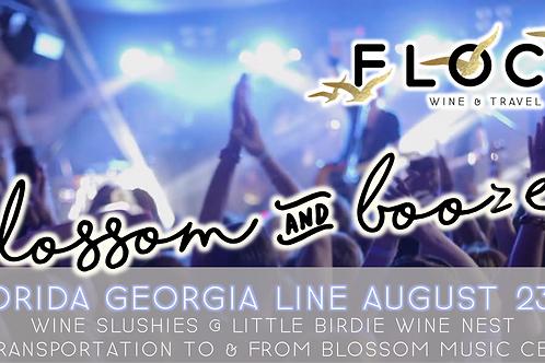 Florida Georgia Line | Blossom Booze Bus!