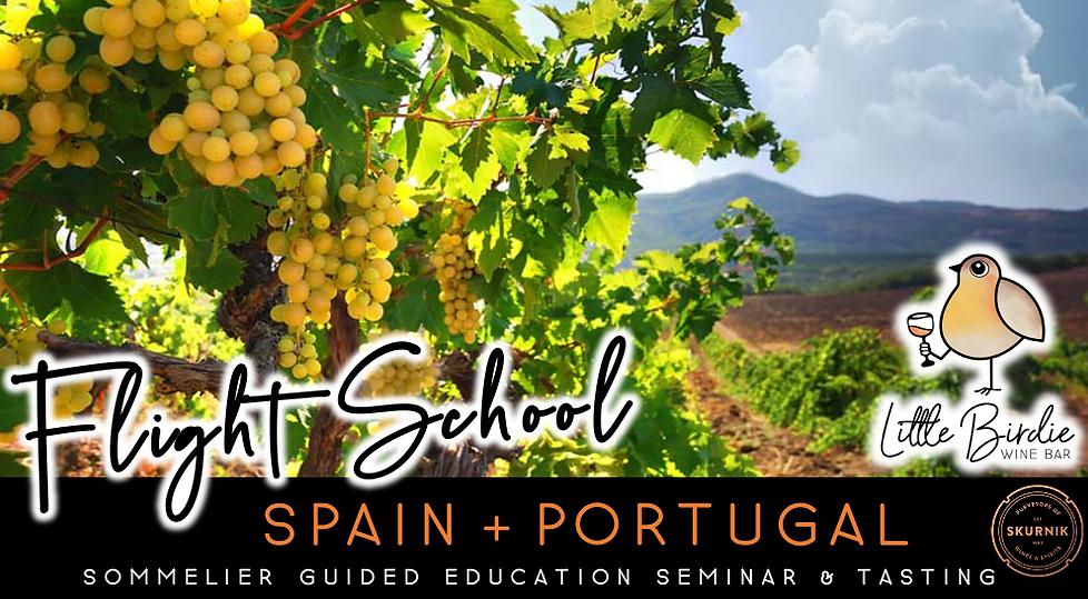 Flight School: Spain + Portugal