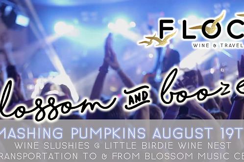 Smashing Pumpkins | Blossom Booze Bus!