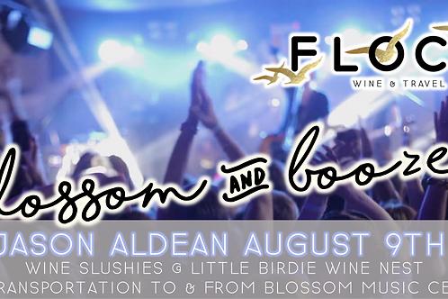 Jason Aldean | Blossom Booze Bus!
