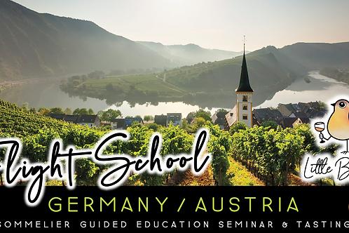 Flight School: Germany + Austria