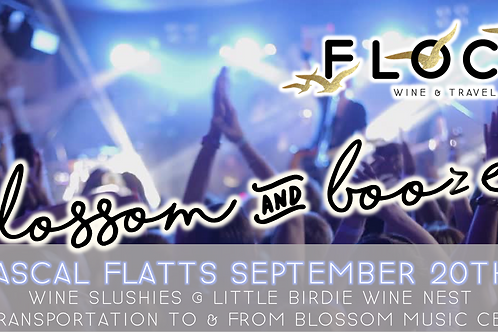 Rascal Flatts | Blossom Booze Bus!
