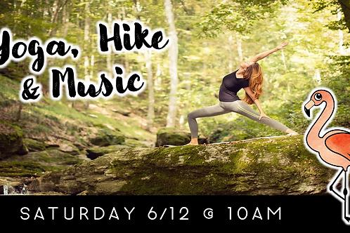 Yoga, Hike & Music (6/12)