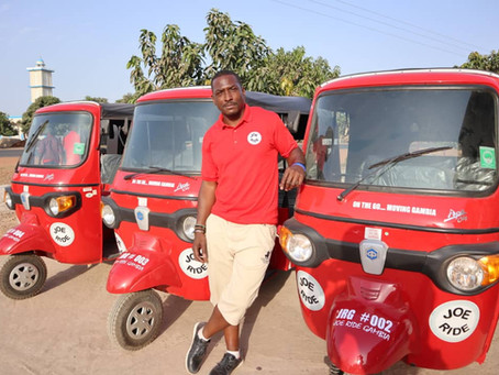 JAF Co-Founder Launches Employment Initiative in The Gambia
