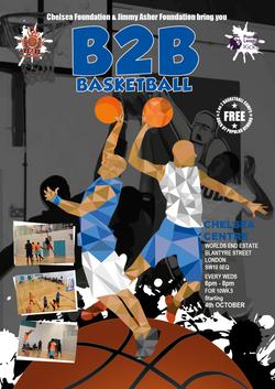B2B Basketball