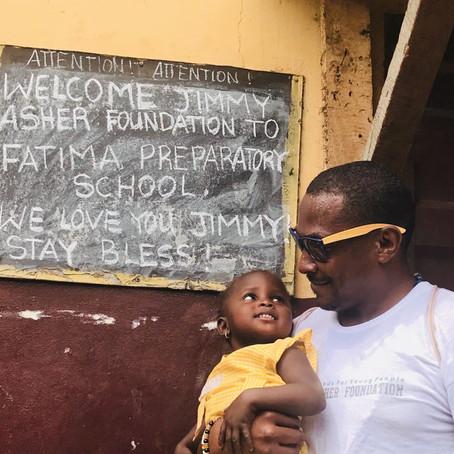 JAF visit Freetown, Sierra Leone!