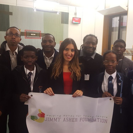 Labour MP Takes Tooting Youth to Parliament