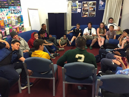 Jimmy Asher Foundation Introduce New Youth Mentoring Service.