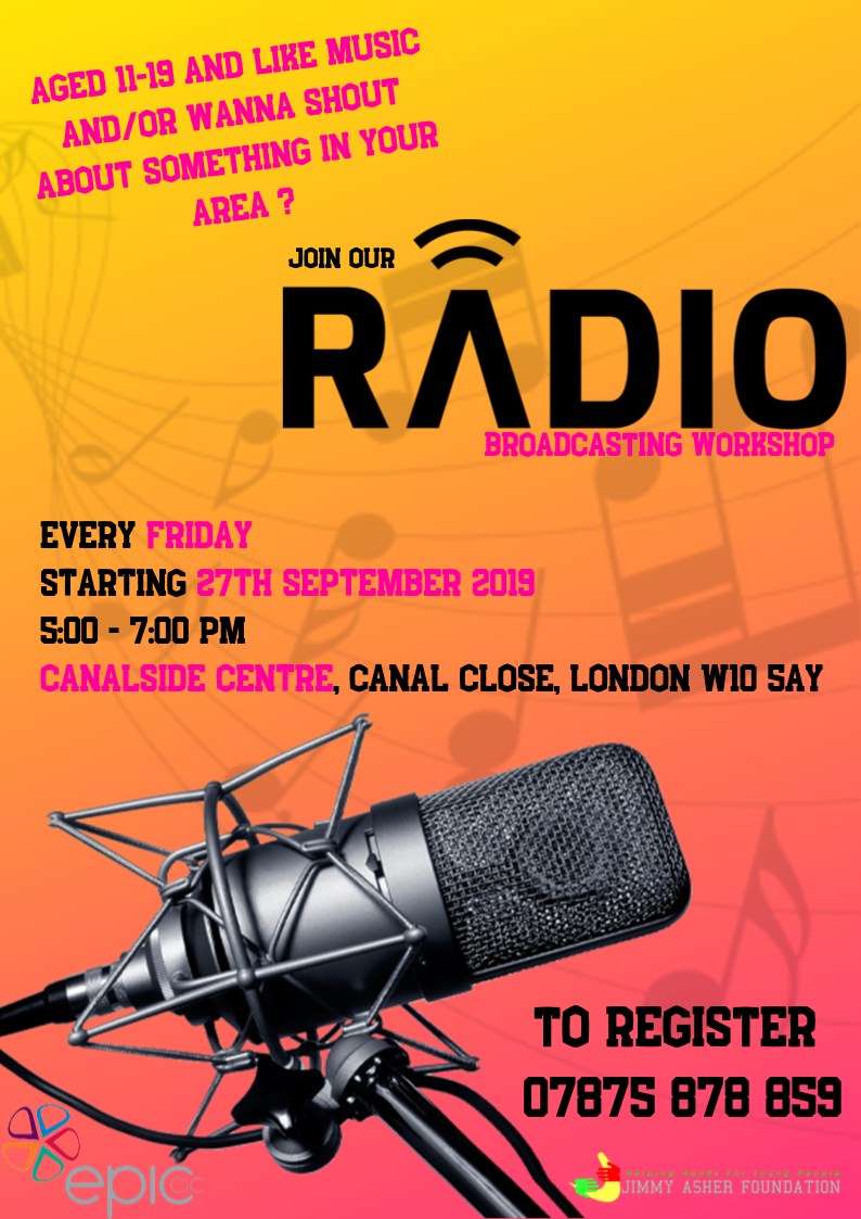 Radio Broadcasting Workshop
