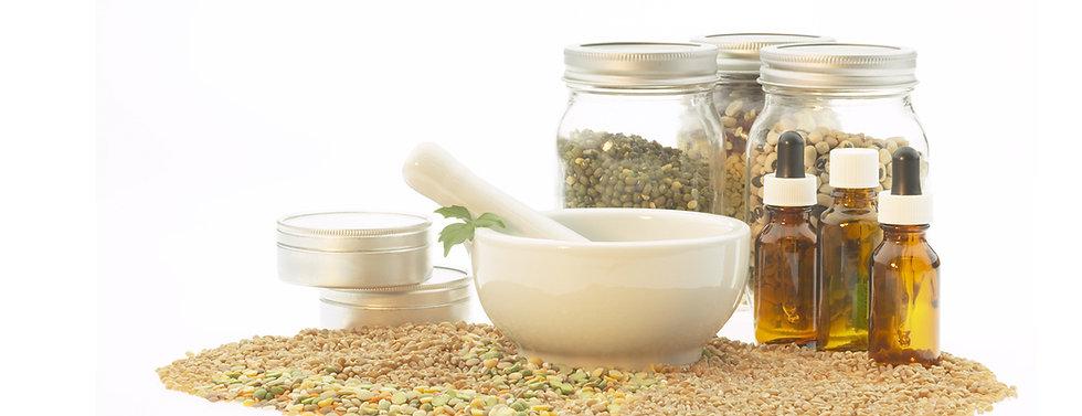 Herbal Medicine | Salt & Light Natural Wellness