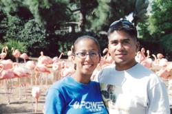 2003-Gabe-Fabi-newlyweds