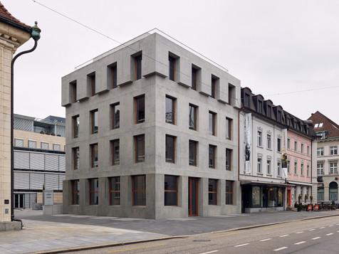 Ersatzneubau Bahnhofstrasse - Aarau