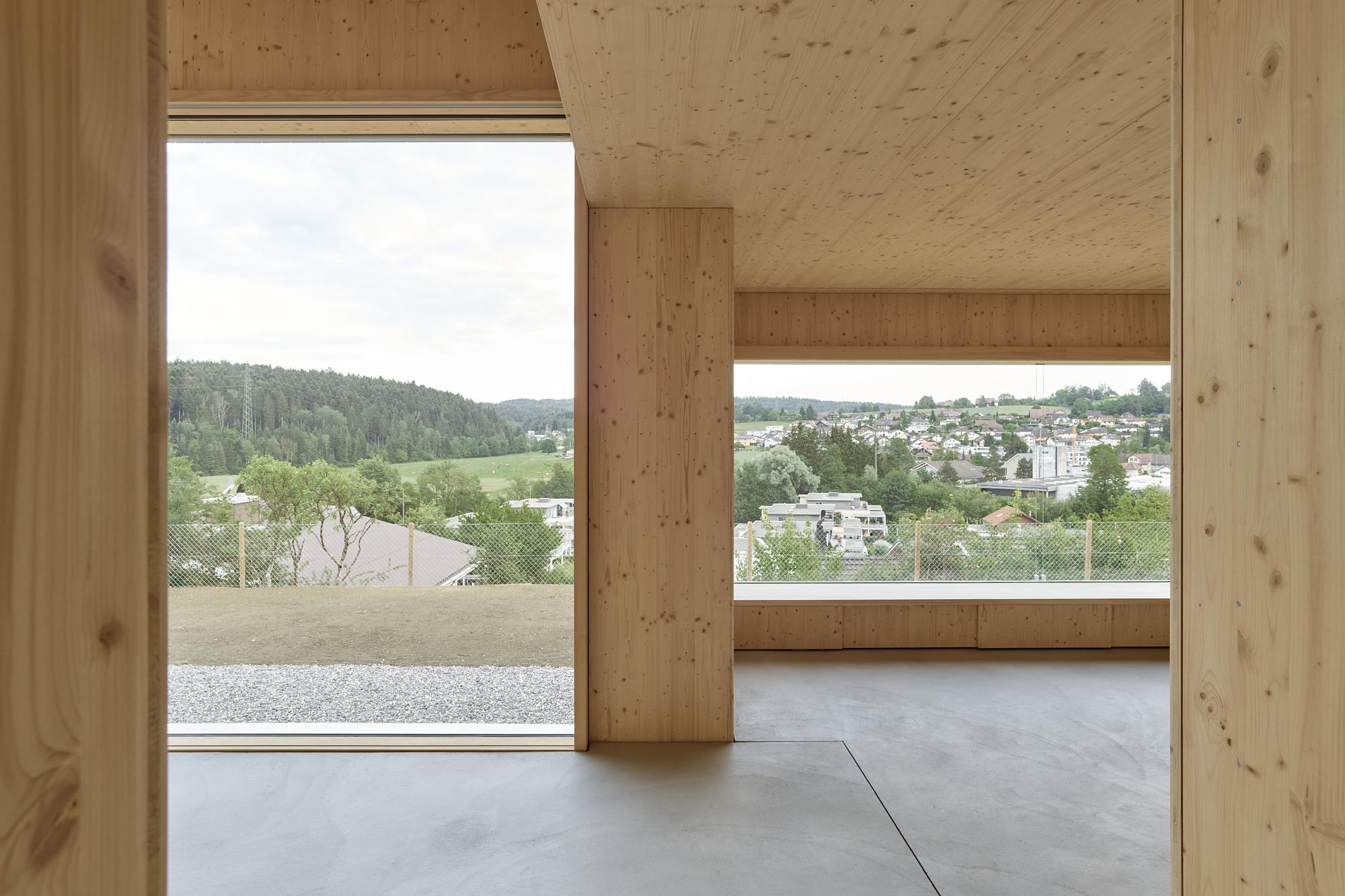 Ersatzneubau EFH, Vordemwald - Fertigstellung