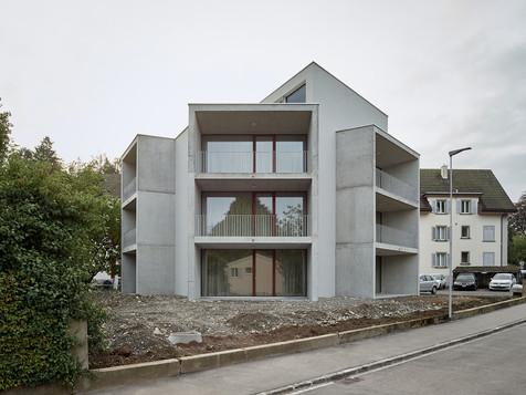 Mehrfamilienhaus - Aarau