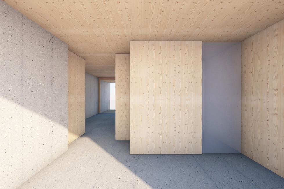 Kleinwohnungshaus, Aarau - Baubewilligung Frühling 2021
