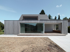 Wohnhauserweiterung Menziken