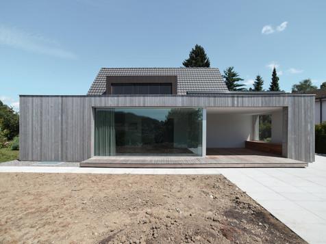 Wohnhauserweiterung - Menziken