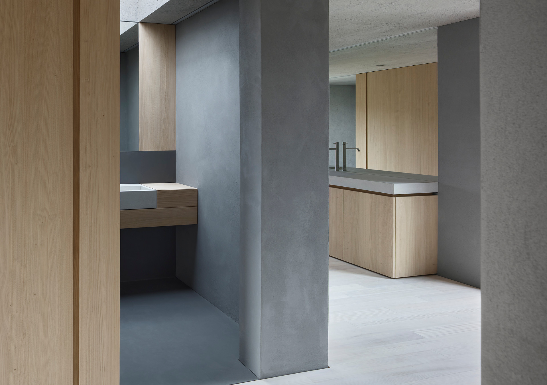 Aareblick, Niedergösgen - Ausbau Duplexwohnung
